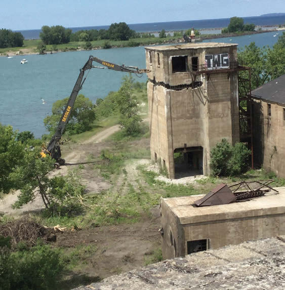 2019 Preserving Historic Silos Clearing Lake Erie 1