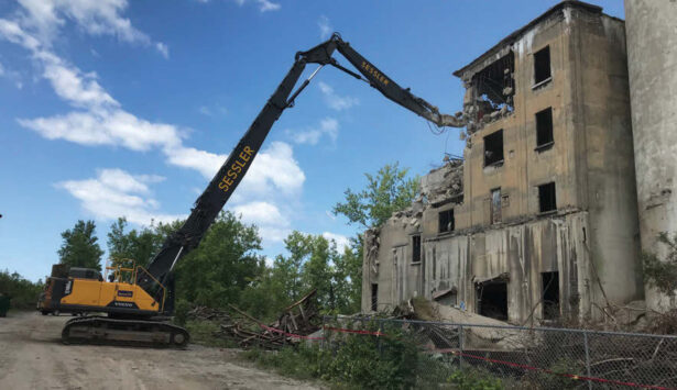 2019 Preserving Historic Silos Clearing Lake Erie 2