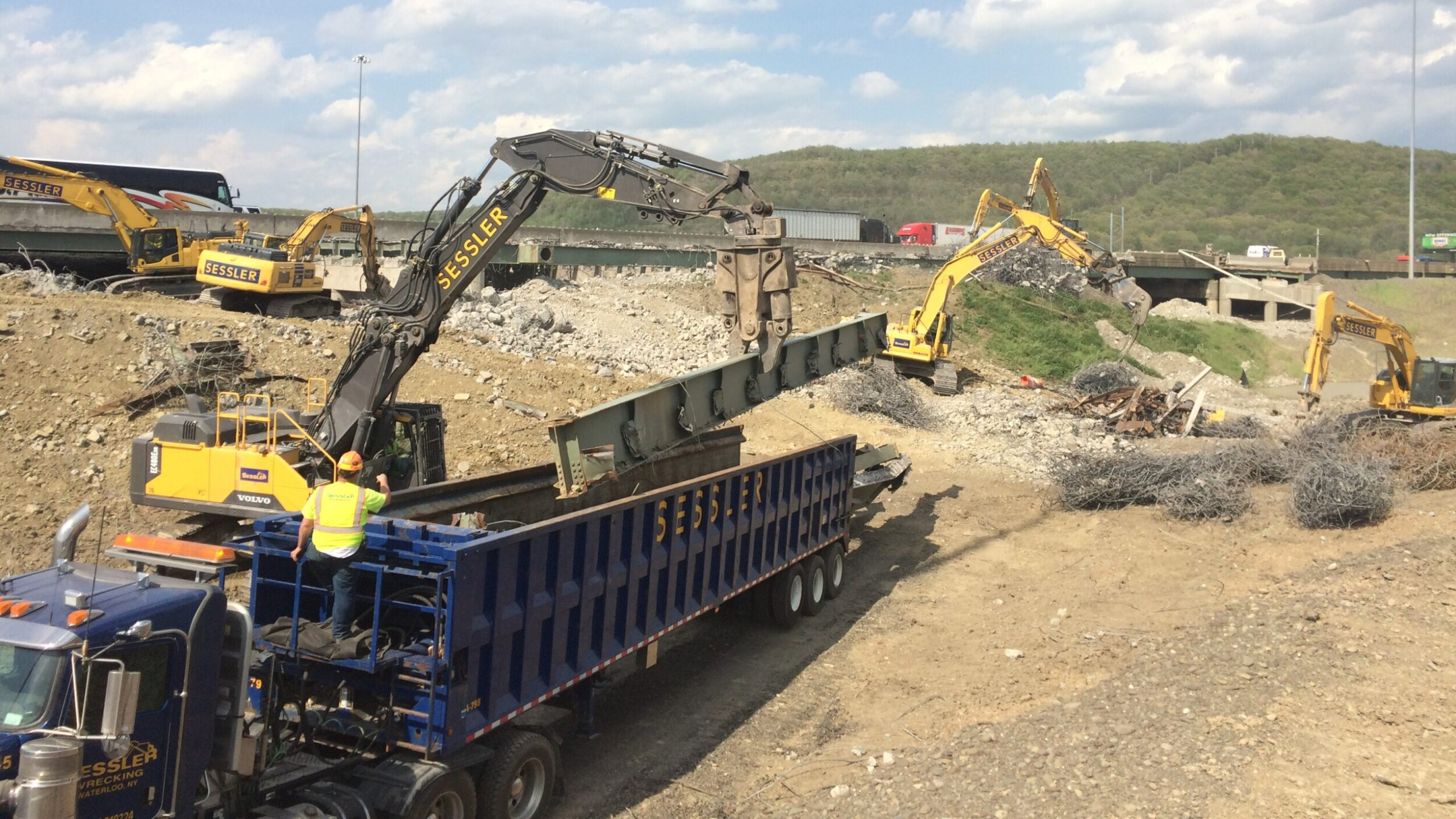 81 Site Work Asset Recovery
