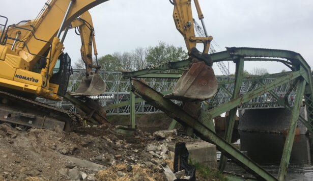 Truss Bridge demo