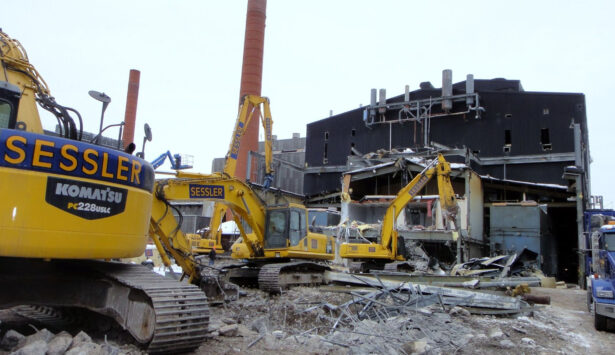 Industrial Demolition 105