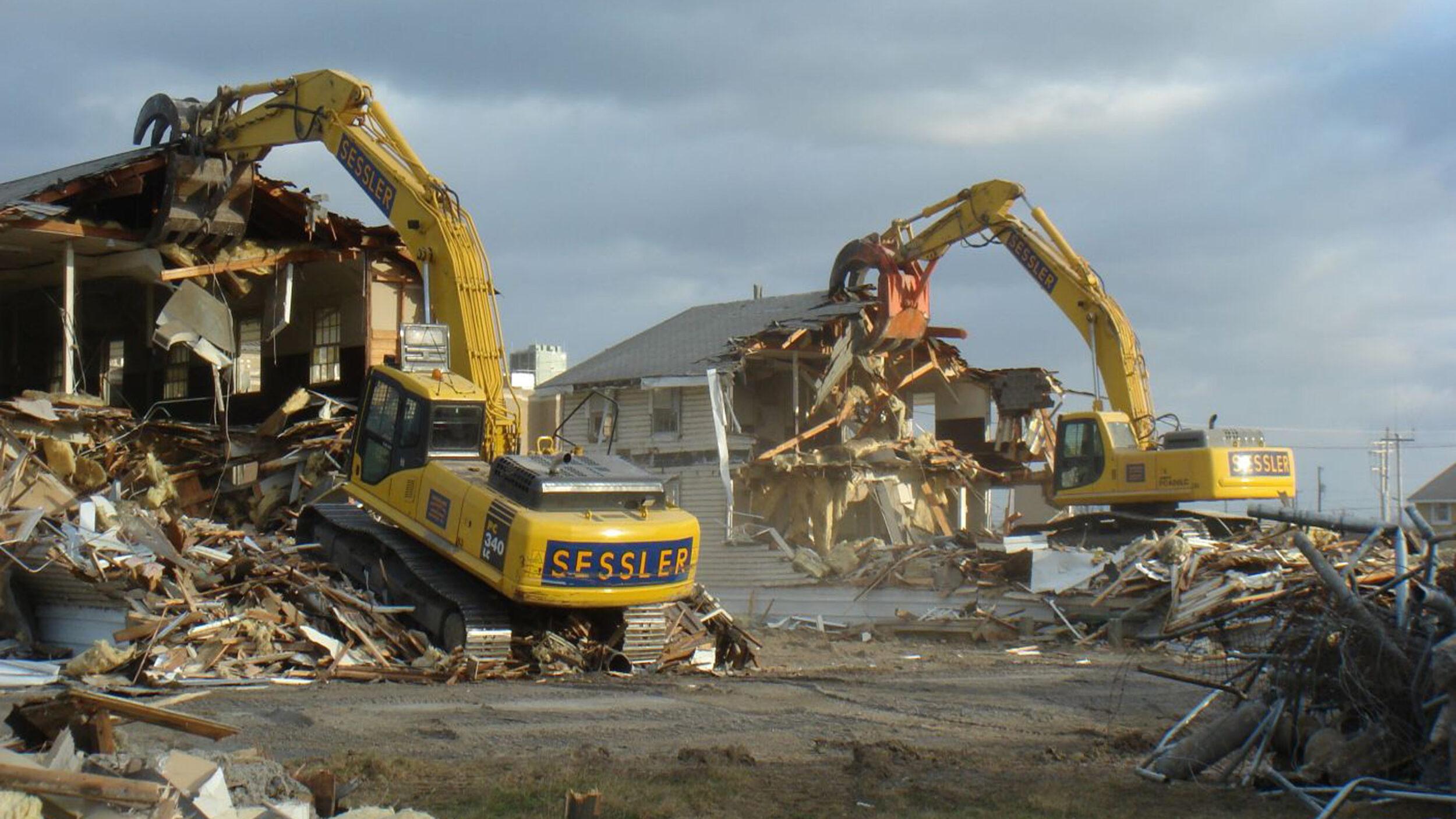 Industrial Demolition 106