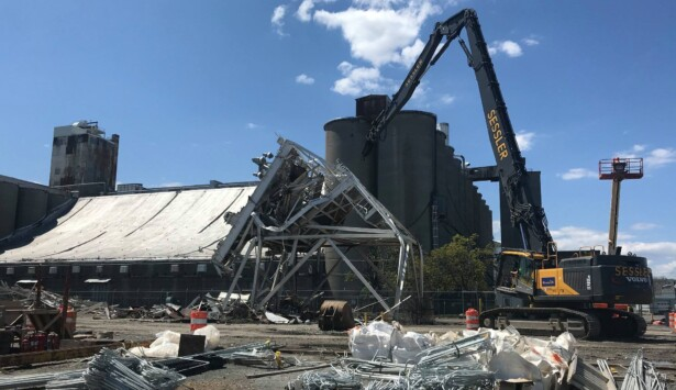 Port Of Albany Albany New York Sessler Wrecking 4