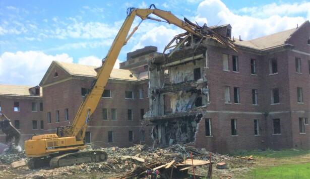 Westchester County Ny Veteran Affairs Medical Center Montrose Sessler Wrecking 2