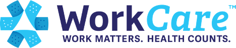 Work Care Work Matters Health Matters.logo